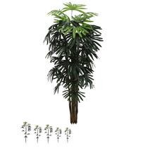 Palmeira Raphis Artificial 1,2 M Plantas Artificiais