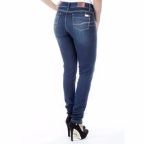 Calça Jeans Feminina Legging Levanta Bumbum - 241575