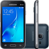 Celular Samsung Galaxy J105 J1 Mini Preto 8gb 4g Tela 4