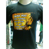 Camiseta Bob Marley - Reggae Cor Preta Últimas Unidades