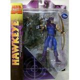 Marvel Select Hawkeye Ojo De Halcon Avengers Thanos Thor