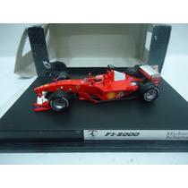 Ferrari F1 F2000 Michael Schumacher Campeon 1/43 Hot Wheels