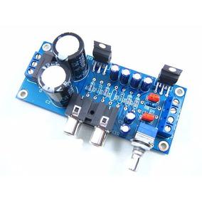 Tda2030 Kit Montar Amplificador Ci Tda2030a Estéreo Ou Ponte