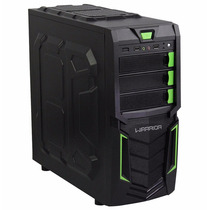 Cpu Gabinete Warrior Gamer Cooler Até 12cm Multilaser Ga139