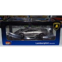 1:24 Lamborghini Reventon Gris Mz