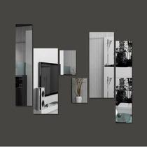 Kit Espelhos Decorativos Retangulos Direto Do Fabricante