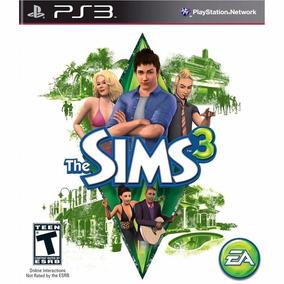 Los Sims 3 Ps3 Original Físico En Disco Envíos Todo El País