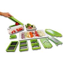 Cortador Rallador De Frutas Y Verduras Nicer Dicer Plus