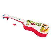 Disney Guitarra Mickey Mouse Juguete Infantil