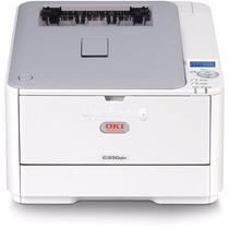 Impressora Laser Color Oki C330dn C330 Transfer Perfeita