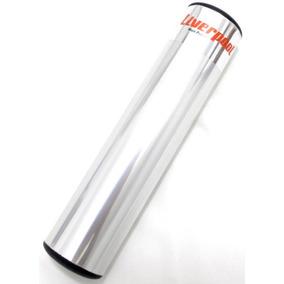 Ganzá Liverpool Aluminio Chocalho Médio 16 X 3,8 Cm