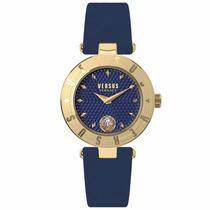 Reloj Versus By Versace Logo Azul Time Square