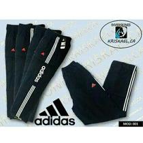 Oferta Mono/ Pantalon Deportivo Adidas Impermeable Con Malla