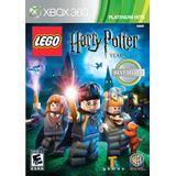 Lego Harry Potter 1-4 Años Years Xbox 360 Nuevo Blakhelmet E