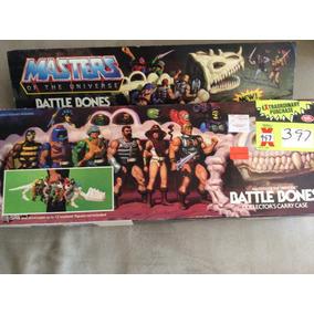 Motu Battle Bones Na Caixa Zerado Único No Mercado Livre