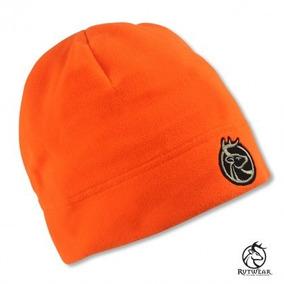 Gorro Caceria Blaze Orange Rutwear Nuevo Fleece Seguridad