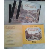 Cd Box Obras Primas Da Música Clássica - 5 Cd