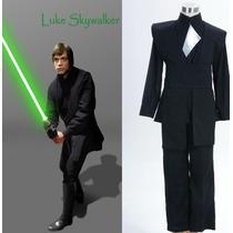 Disfraz Cosplay Traje Luke Skywalker Star Wars Niños