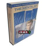 Box Dvd The Mentalist 1ª Temporada Completa O Mentalista Nfe