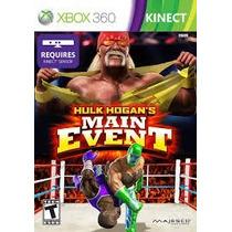 Kinect Hulk Hogan