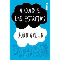 Livro A Culpa É Das Estrelas - John Green - Shop Tendtudo