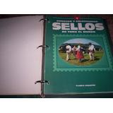 Álbum De Sellos + 26 Fascículos / Planeta - D