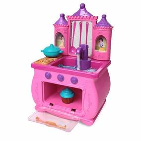 Cozinha Castelo Das Princesas Disney ¿ Elka