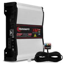 Módulo Amplificador Taramps Dsp 1800 Hv 1800w Rms 1 Ohm Rca