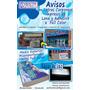 Aviso, Avisos, Vallas, Letras Corporeas, Publicidad Vinil