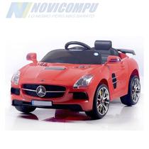 Carro A Bateria Y Control Remoto Mercedes Convertible