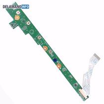 Placa Power Button Positivo V54 - 6-71-m55ss-001 (8240)