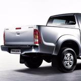 Luneta Toyota Hilux 2005 Al 2015 Cabina Doble - Termica