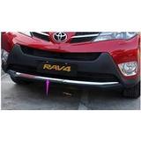 Bumper Frontal Bajo Con Cromado Toyota New Rav4 2013-2015