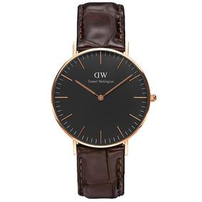 Reloj Daniel Wellington Classic Black 00100140dw