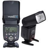 Novo Flash Yongnuo Yn 560iv-para Canon, Nikon Sony