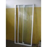 Puerta Baño Vidrio Templado 6mm Sin Uso