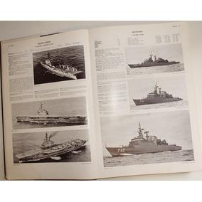Navios De Guerra Brasileiro Catalogo Inglês Janes De 1976