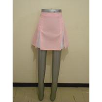Confección De Minifaldas. Cuatro Tablones Tipo De Porrista