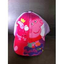 Boné Infantil Peppa Pig