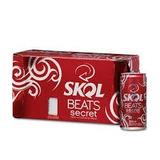 Skol Beats Secret Lata 269m Caixa Com 8 Unidades