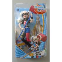 Boneca Harley Quinn Dc Super Hero Girls