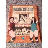 Livro Hq Whoa Nellie Jaime Hernandez Luta Livre Feminina