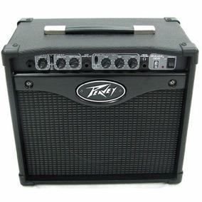 Amplificador De Guitarra Peavey 15 Watt 2 Canales Rage 158