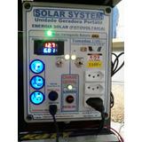 Gerador Solar Portátil 110v~ou 220v~(1200w Onda Modificada)