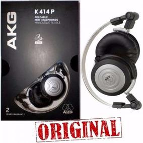 Fone De Ouvido Profissional Original K414p Akg
