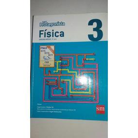 Livro Física 3° Ano Ensino Médio Ser Protagonista - L9