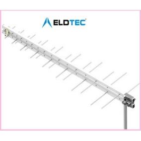 Antena Log Periódica Uhf Digital Hd14 Elementos-20dbi Eldtec