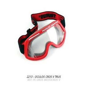 Oculos Cross Vermelho