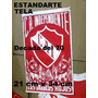 Antiguo Banderin Independiente Estandarte Cai