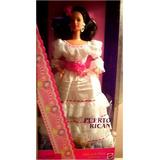 Barbie De Colección Vintage De Puerto Rico Dotw Muñecas Del